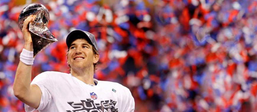 Congratulations New York Giants, Super Bowl XLVI Champs