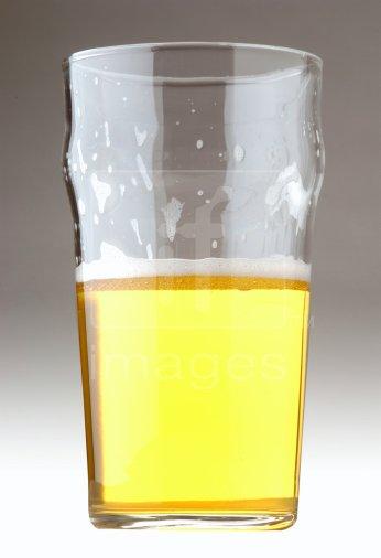 Kết quả hình ảnh cho Half a glass of beer.